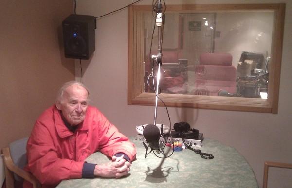 Intervju i Tyresöradion