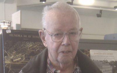 Oskars son, Hans Meijer, har gått bort