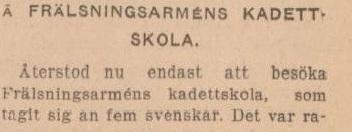 Del 117 – Tidningen Nordstjernan, den 23 April 1912