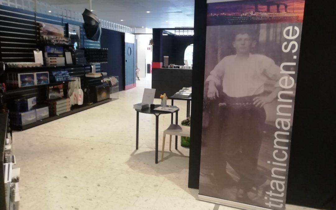 Boksignering i Uppsala ger nytt fynd